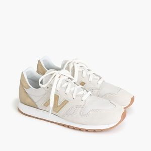 New Balance for J.Crew 520 sneakers in Gold Salt